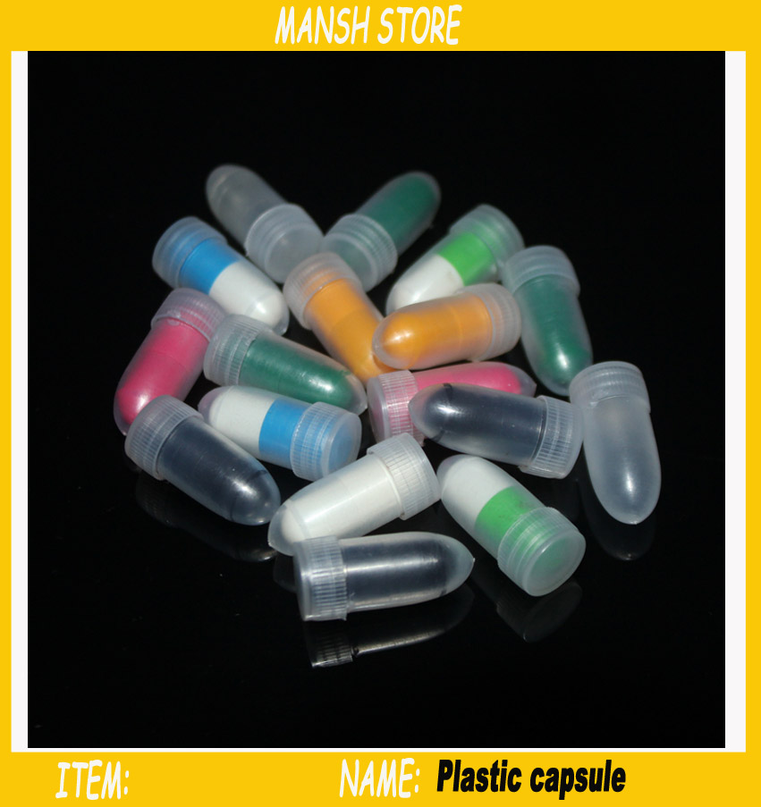 Online Buy Wholesale plastic pill capsules from China ...