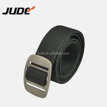 "1.5"" Heavy Duty Durable Nylon Webbing Weave Canvas Waist Belt Tactical Military Outdoor Style Without Sewing"