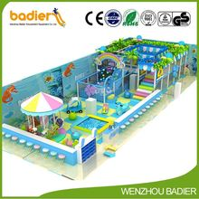 Factory sale unique design playground indoor play toy entertainment made in China