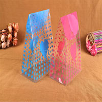 Best selling good quality cheap transparent gift box from China