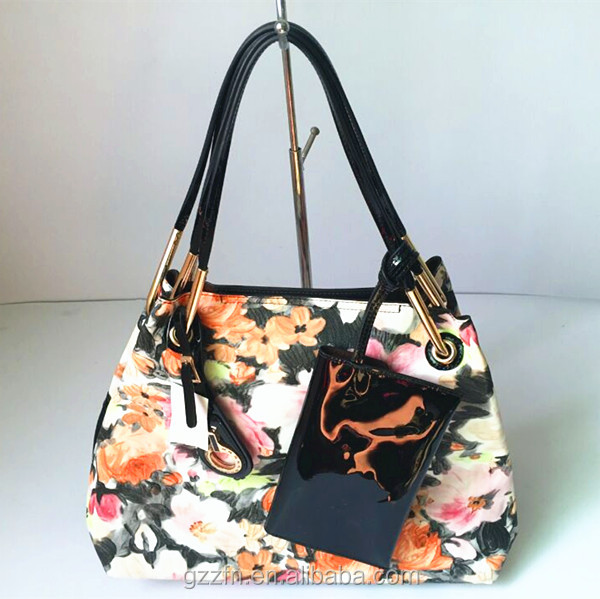 Chinese style high quality big bag printing womens handbags One of a Kind Handbags Discount designer handbags