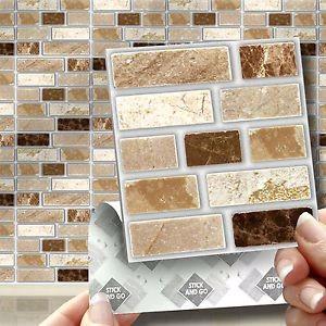 Porcellana oem fabbrica mosaico tipo gel mattonelle della for Mattonelle in vinile
