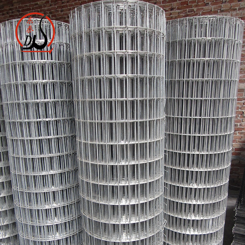 "1//2/"" x 1//2/"" Heavy Duty Galvanised Welded Mesh 1//2/"" x 1//2/"" Hole x 1mm Wire"