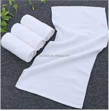 Luxury Hotel Spa Bath Towel 100% Cotton White Disposable Original Hotels Towels
