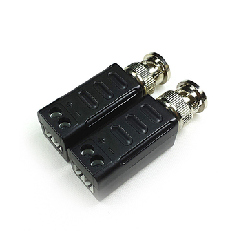 Hd Video Balun -tv1/cv1/ahd /cvbs 4 In 1 Balun In Best Quality With The  Most Competitive Price - Buy Vedio Balun Factory,Power Video Balun For Cctv