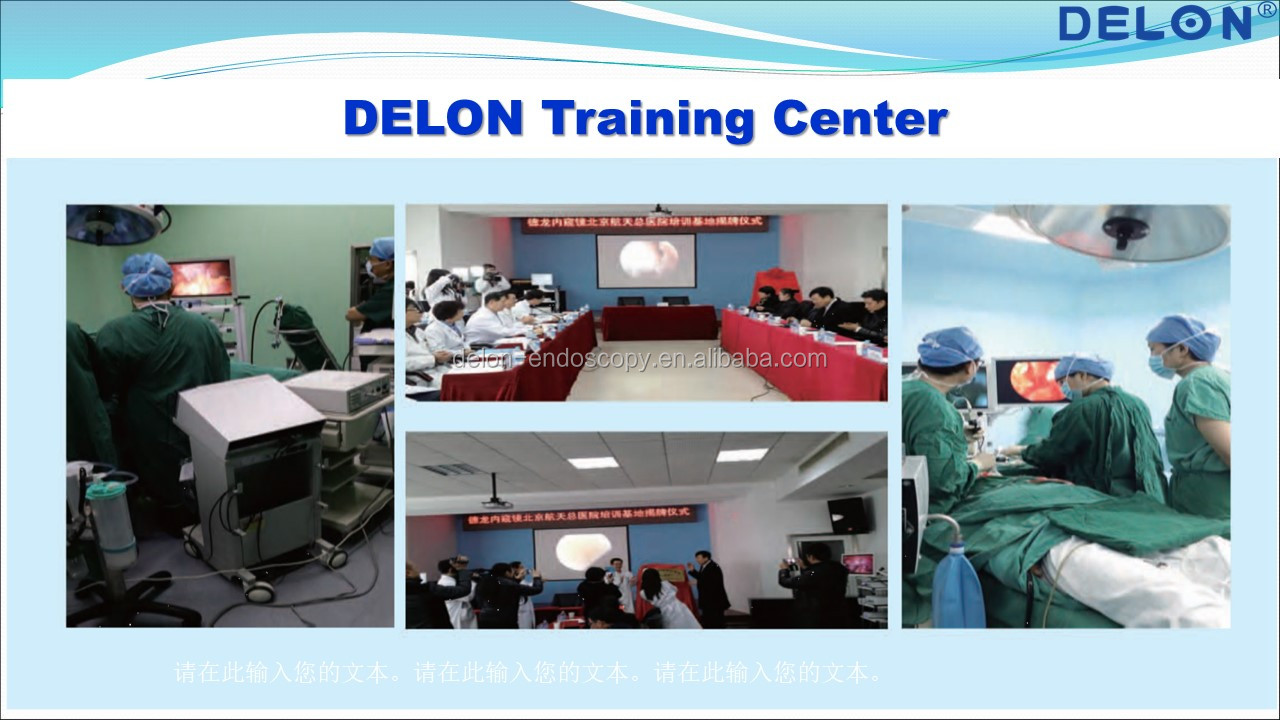 DELON ENT sterilizer endoscope