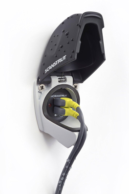 Scanstrut Waterproof USB Dual Charge Socket (12-24V)