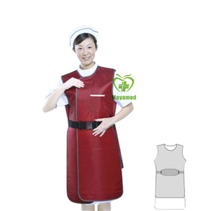 MA1104 Radiation protective universal lead cloth and x-ray lead apron
