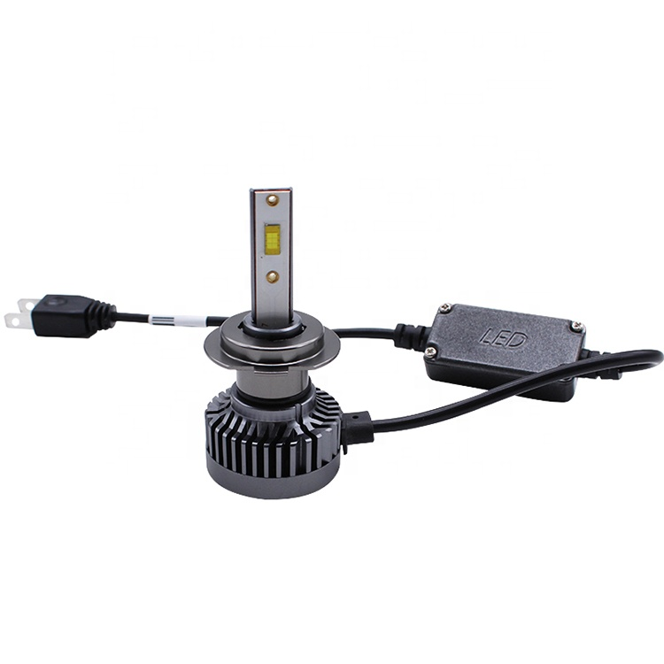 Car accessories  12 volt mini atuo led lamp spot maglite conversion kit  car h4 H7 led headlight