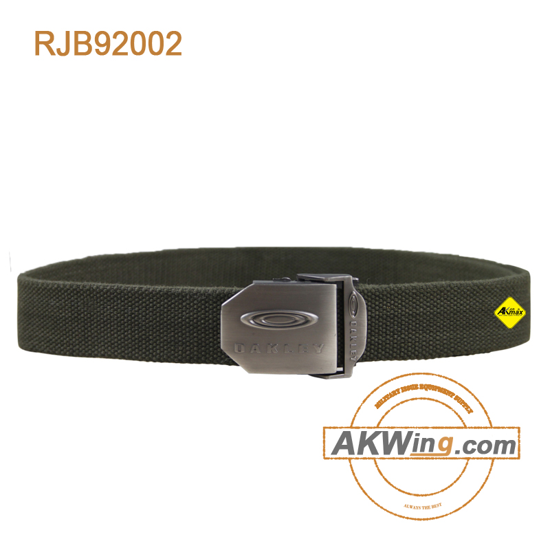 Akwing Military Buckle Belt Tactical Belt Police Stable Belt Of The Army