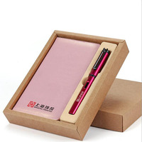Business gift pen notepad practical promotion advertising campaign student company gift customized small note book