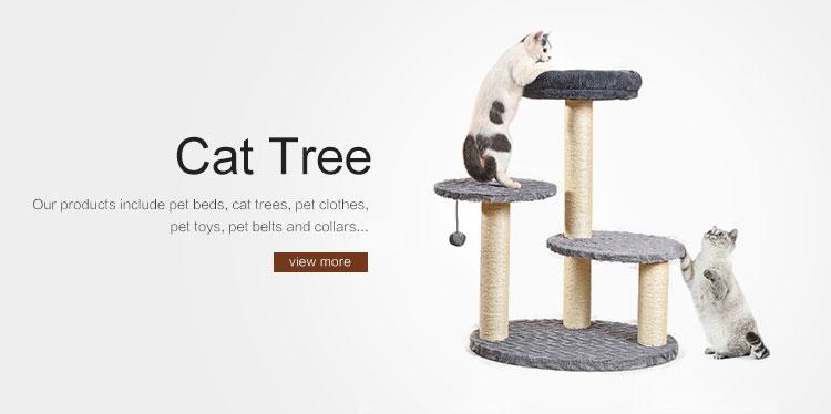 Wholesale custom hot sale luxury cat tree scratcher