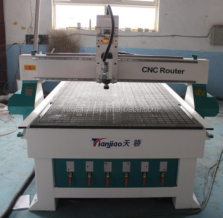 TJ1325 3d cnc woodworking machinary / wood engraving machine / cnc router for wood price
