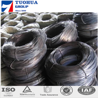 Various Gauge and Hardness Black Annealed Steel Iron Wire