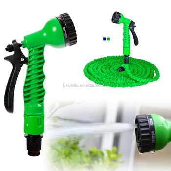 Top Quality Garden Tool Magic Hose Spray Nozzle Expander Hose Pipe Garden Hose Holders Garden