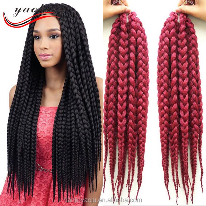 Havana Mambo Twist Crochet Braid Hair Extensions Afro Kinky