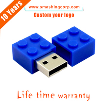 Building Toy Block Custom software download usb bulk 1gb 2gb 4gb 8gb 16gb 32gb 64gb 128gb usb flash drives (CM023)