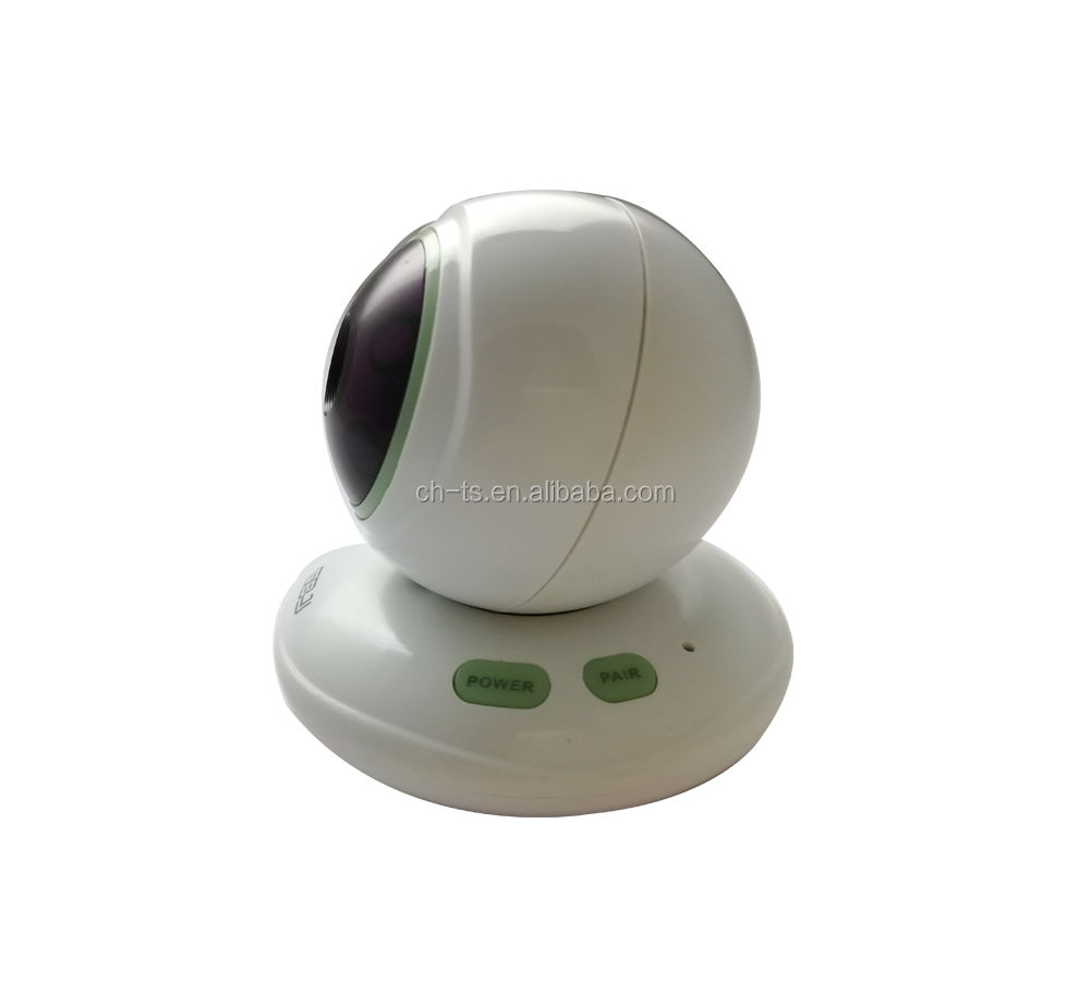 two way long distance communication cctv camera baby monitor video audio