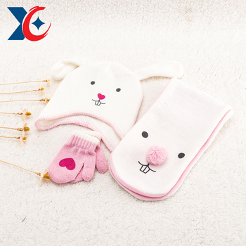 wholesale design fine top baby kids cheap hat set