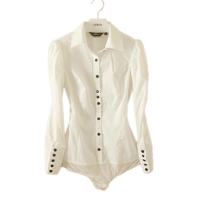 White ladies dress shirts