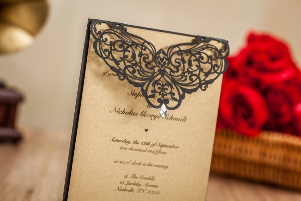 Printing Paper For Wedding Invitations: Custom Print Paper 2017 Wedding Invitations Philippines