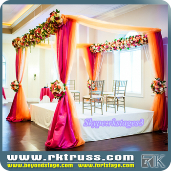 Rk pipe and drape kitswestern party events decorationindian rk pipe and drape kitswestern party events decorationindian wedding mandap design junglespirit Images