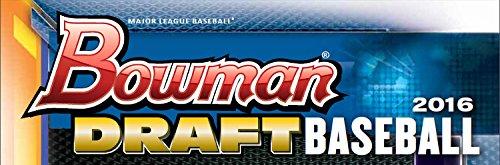 2016 Bowman Draft Picks & Prospects Baseball Jumbo Box (12 Packs/box, 32 Cards/pack, 3 Autographs)