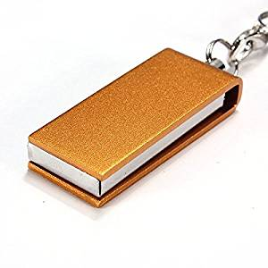 (Random Color) 16G Mini Swivel Flash Drive USB 2.0 Metal Pen Memory U Disk / 16G Mini Swivel Flash Drive USB 2.0 Metal Pen Memory U Disk . . Specification: . Interface: USB2.0 . . Capacity