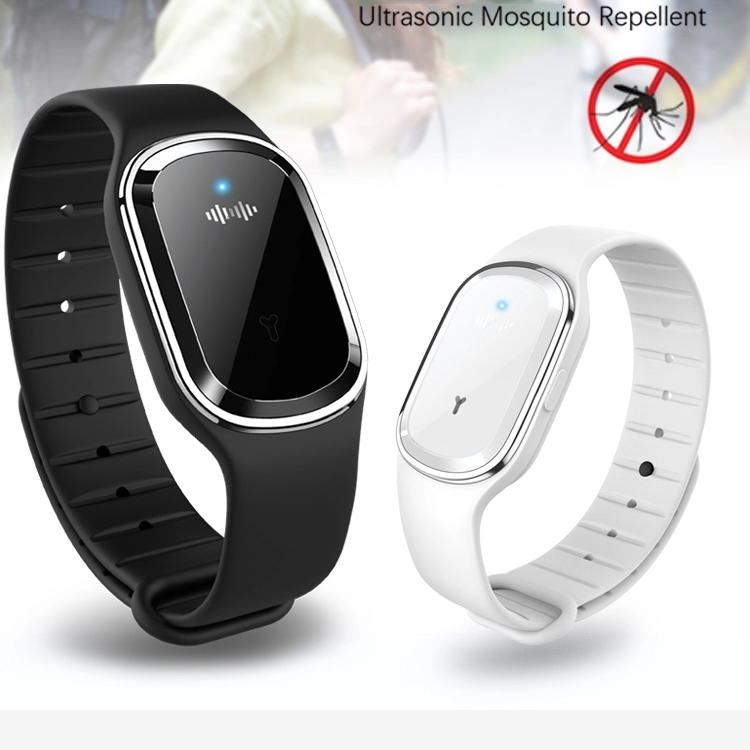 2020 High Quality Logo Customized Fashion Mosquito Repellent Bracelet Biomimetic Anti-Mosquito Charging Band Smart