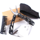 Hot Sale High Quality Multitool Combination Pliers With Knife And 11 in 1 Screwdriver Set