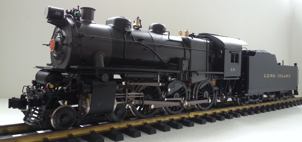 Pennsy G5 1:32 Live Steam Locomoitve (Brass made)