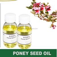 100%pure natural white Peony Seed essential Oil peony seed oil