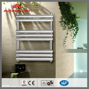 AVONFLOW Electric Wall Heater Parts,Heated Towel Rail,Towel Rack Warmer Polished