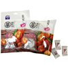 fruity flavour jelly drops soft candy confectionery in CHINA