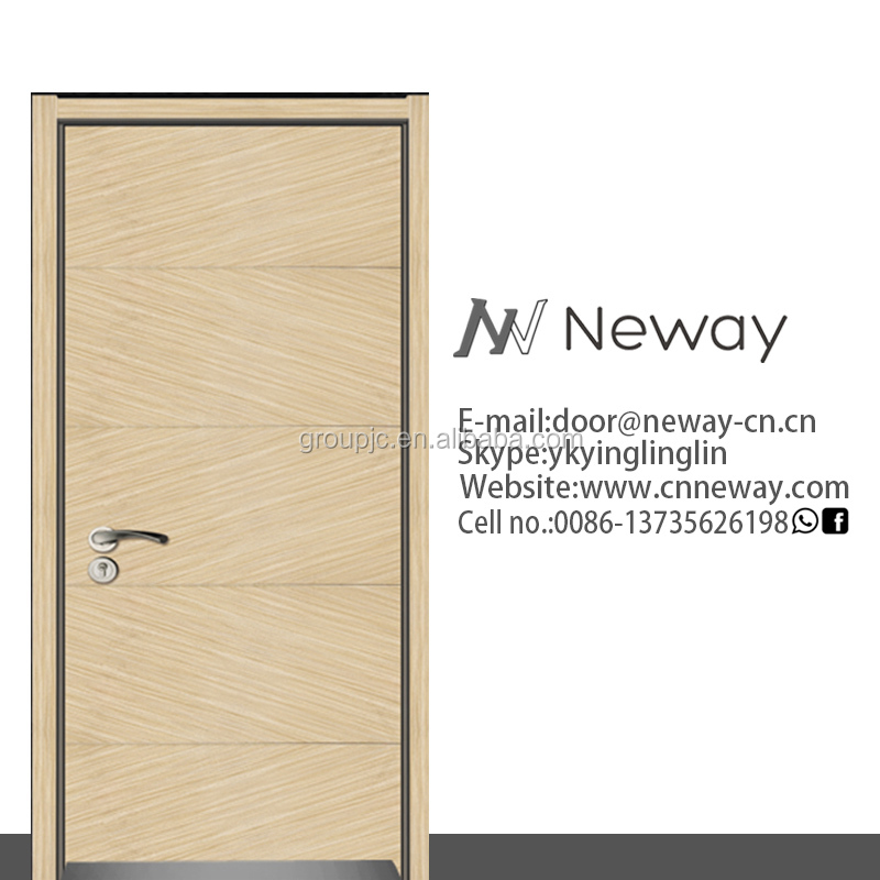 made in china modern house gate designs all kinds of building materials pvc bathroom modern front door