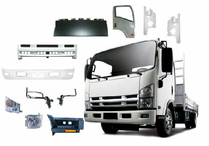 Heavy Duty Truck Parts With High Quality Made In Taiwan