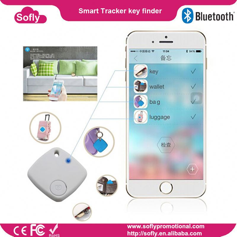 Smart Auto Alert Anti Lost Alarm Bluetooth Wallet/Luggage/Child Finder
