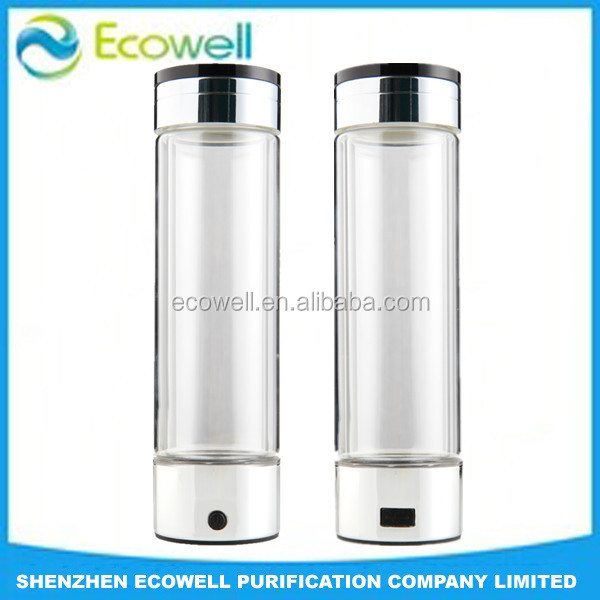 2016 hot portable hydrogen water maker / bottle / generator