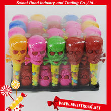 Horrible Skull Head Halloween Toy Candy