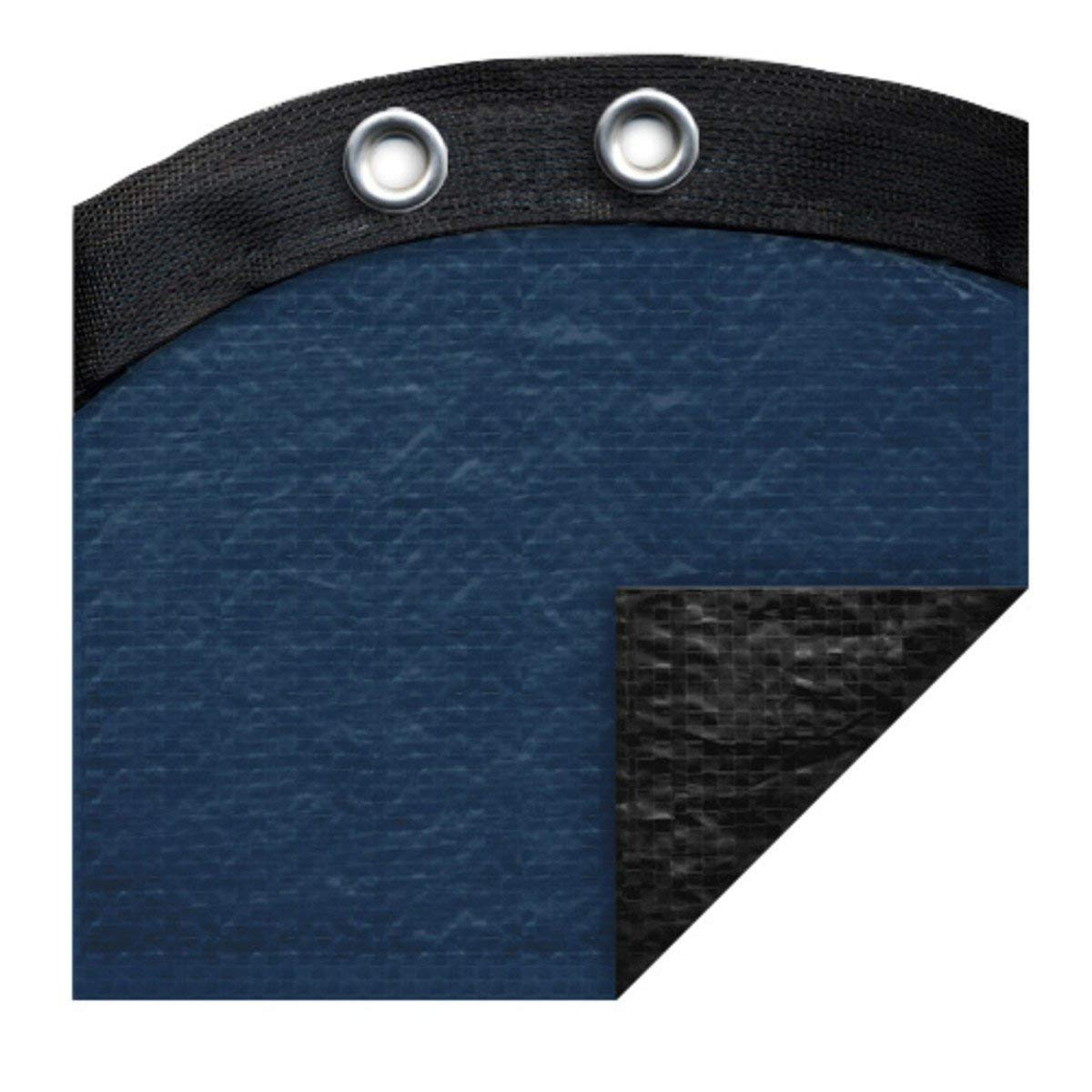 Pool Mate Pro-Select 28' Round Winter Pool Cover - Dazzling Blue