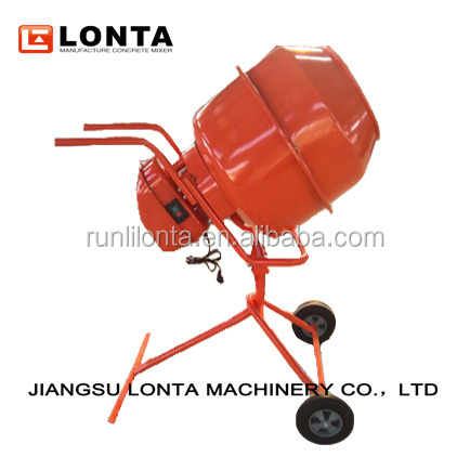 China new innovative product home electric portable concrete mixer en alibaba