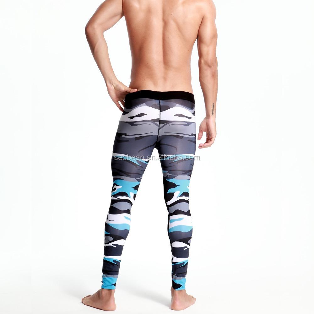 d4fa21d83e3f SEOBEAN men custom compression gym leggings sports fitness pants sports  leggings
