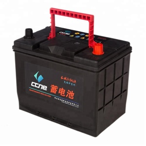 Long Life Rechargeable 12V63Ah Used Car Batteries for Sale