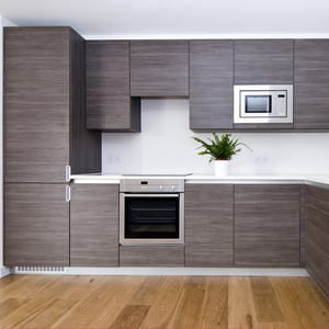 Wood Veneer Finished Cebu Philippines Furniture Unfinished Shaker Kitchen Cabinets