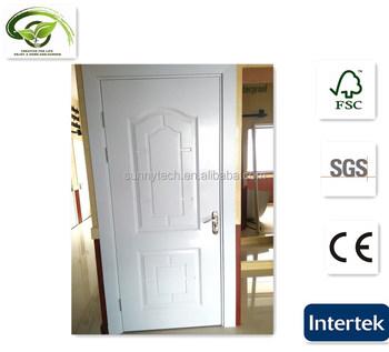 Hot Selling Interior Door Design WPC U0026 PVC Doors Plastic Composite Door  With Polishing Surface