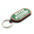 Wholesale Custom logo cool two sided 3D silicone key rings,pvc keychain,3D plastic soft pvc and rubber silicone keychain