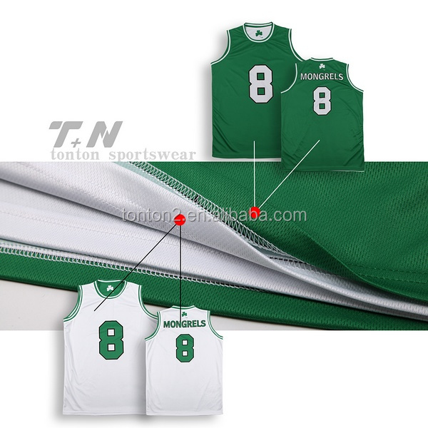 Compression männer kühlen oem sportswear sublimation basketball jersey