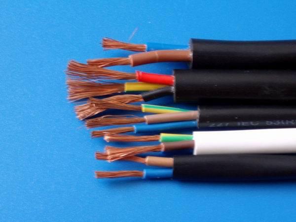 Pvc Isolierte Elektrische Draht Und Kabel 0 Awg 2 6 Awg Awg Awg 4 8 ...