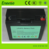 12V 15Ah 4S5P-26650 Lifepo4 Lithium Rechargeable Battery Pack Replace lead acid battery for Electric Vehicle ,Golf Trolley, UPS