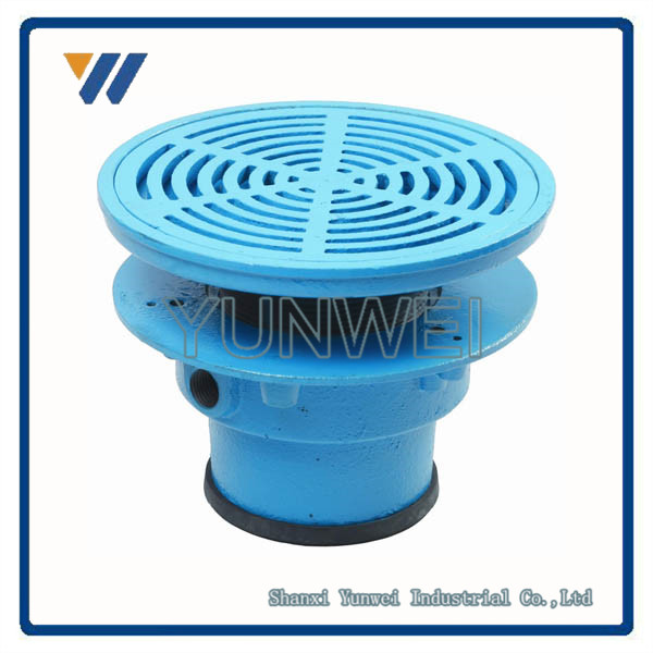 Professional Manufacturer Top Quality Floor Drain With Strainer Cover